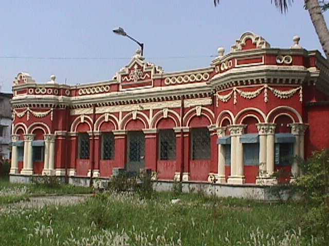 Bhola Ashram - now Govt. Residential house