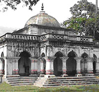 MadanMohan Temple, Mathabhanga